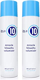 It's a 10 Haircare Miracle Blowdry Volumizer, 6 fl. oz. (Pack of 2)