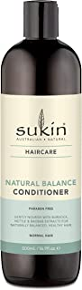 Sukin - Natural Balance Conditioner for Normal Hair (500ml)