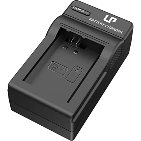 Andoer Camera Battery Charger NP-FW50 NPFW50 4-Channel Battery Charger w//LCD Display for Sony /α7 /α7R /α7sII /α7II /α6500 A6300 /α7RII NEX Series