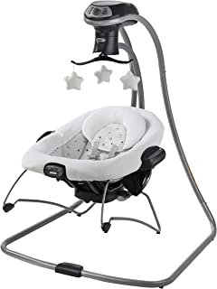 Graco DuetconnectLx Swing with Multi-Direction