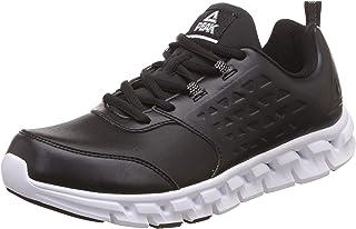 PEAK Black Synthetic Women's Running Shoes - 6 UK
