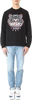 Kenzo Mens Tiger Head Sweatshirt XL Black