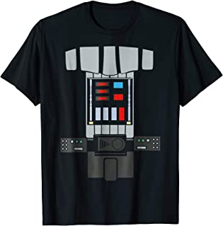 Darth Vader Costume Graphic T-Shirt