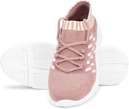 Casual Wear Running Walking Sports Gym Socks Shoes For Women And Girls