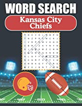 Kansas City Chiefs Word Search: Word Find Puzzle Book For All KC Chiefs Fans