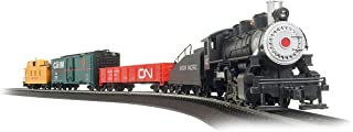 Best bachmann ho pacific flyer train set Reviews