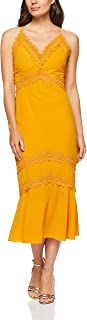 Finders Keepers Women's Rodeo Dress, Marigold
