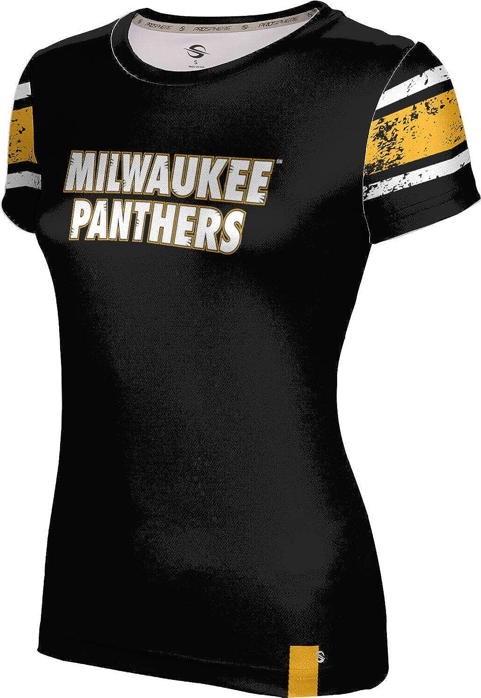 University of Wisconsin-Milwaukee Girls' Performance T-Shirt (End Zone)