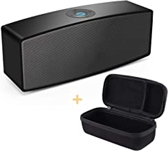 Portable Bluetooth Speakers,Dual-Driver Wireless Speaker with Surround Stereo Sound and More Bass,for iPhone and Samsung A... photo