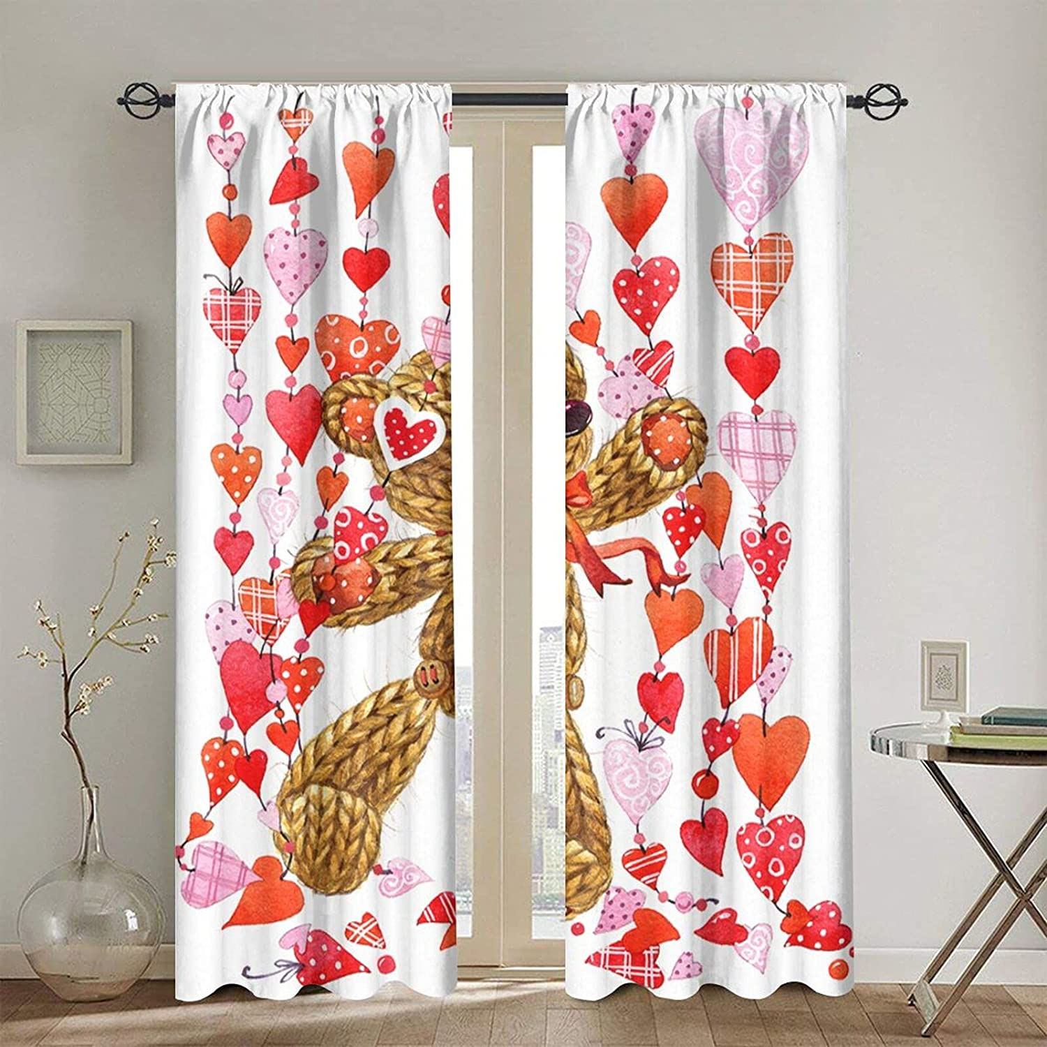 Rod Pocket Blackout Curtains Thermal Challenge the lowest price of Japan Curtain Window Insulated Cash special price Cu