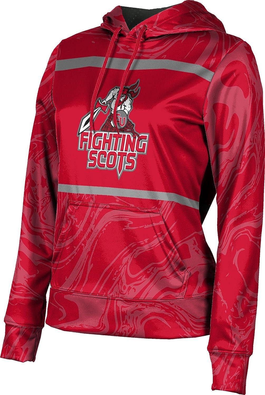 ProSphere Edinboro University Girls' Pullover Hoodie, School Spirit Sweatshirt (Ripple)