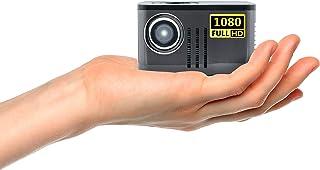 AAXA P7 Mini proyector con batería, resolución nativa 1080