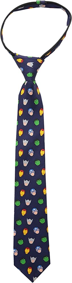 Cufflinks Inc. - Avengers Zipper Tie (Little Kids)