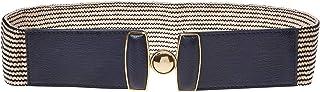 Camomilla Italia Sand/Blue 65% Elastan - 35% Polyester Belt For Women