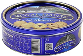 Royal Dansk ujkx7 Cookie Selection, No Preservatives 2