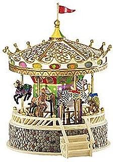 Department 56 Season's Bay Amusement Park Carousel 53410