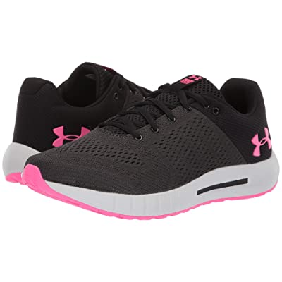 Under Armour UA Micro G Pursuit (Black/Elemental/Mojo Pink) Women
