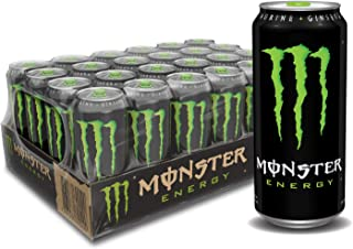 Monster Energy Case, 355ml (Pack of 24)