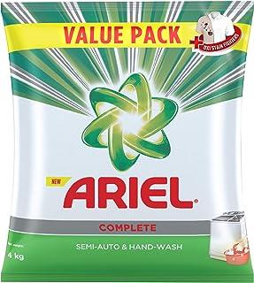 Ariel Complete Detergent Washing Powder 4KG