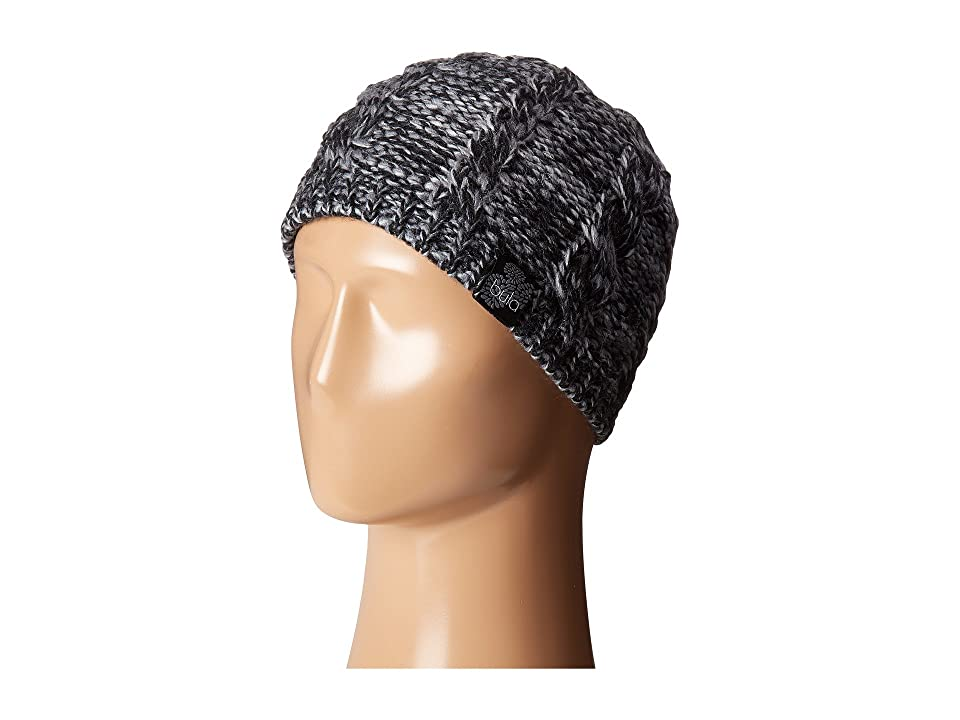 BULA Aran Beanie (Heather Grey) Beanies