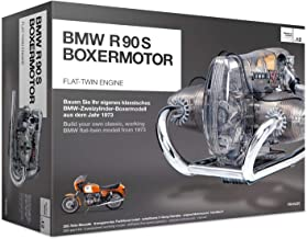 BMW R/90-S Flat Twin Airhead Engine Model Kit with Collector`s Manual