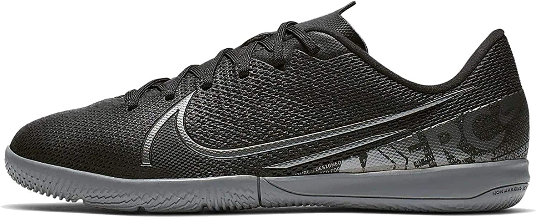 Nike Kids Vapor 13 Academy IC (Black/Grey