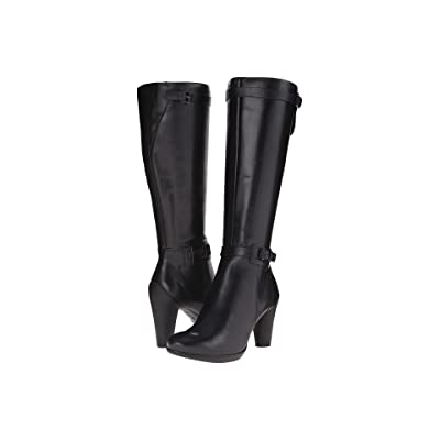 ECCO Sculptured 75 Tall Boot (Black) Women