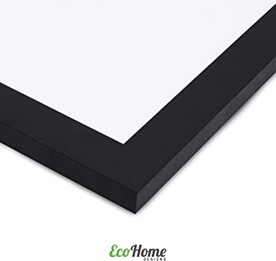 11x17 Black Picture Frame - Poster Frames by EcoHome
