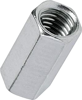 Hex Bar Rod Coupling Nut Threaded Rod Connectors 4 Pack (3/8