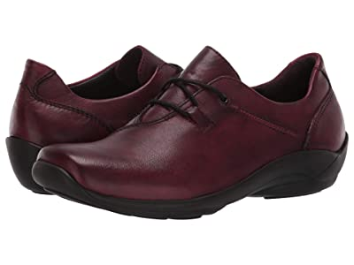 Wolky Rosa (Oxblood) Women