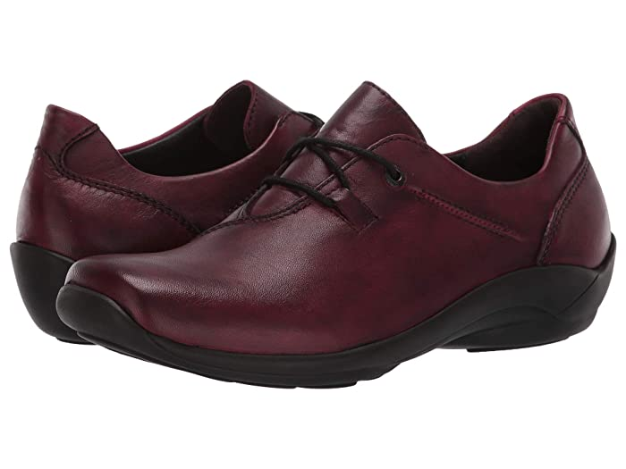 Wolky  Rosa (Oxblood) Womens  Shoes