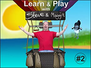 Learn & Play with Steve and Maggie