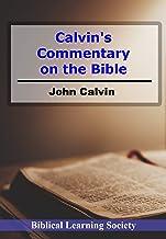 John Calvin's Commentary on the Bible