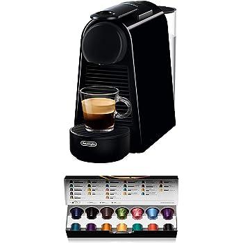 Nespresso DeLonghi Essenza Mini EN85.B - Cafetera monodosis de ...