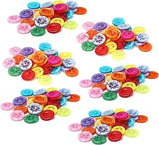 Botões de costura, botões de resina substituíveis, práticos para uso doméstico