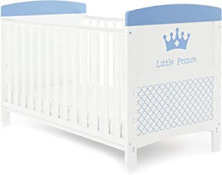 Obaby Grace Inspire Cot Bed, Little Prince