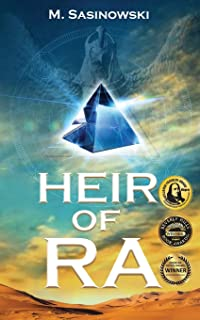 Best Heir of Ra: Blood of Ra Book One Review