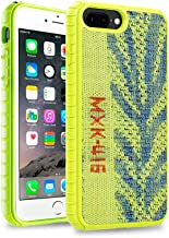 Fashion Case Yez for iPhone 7/8, Premium Hybrid Material, Ultra Slim Sport Cover (Yellow)