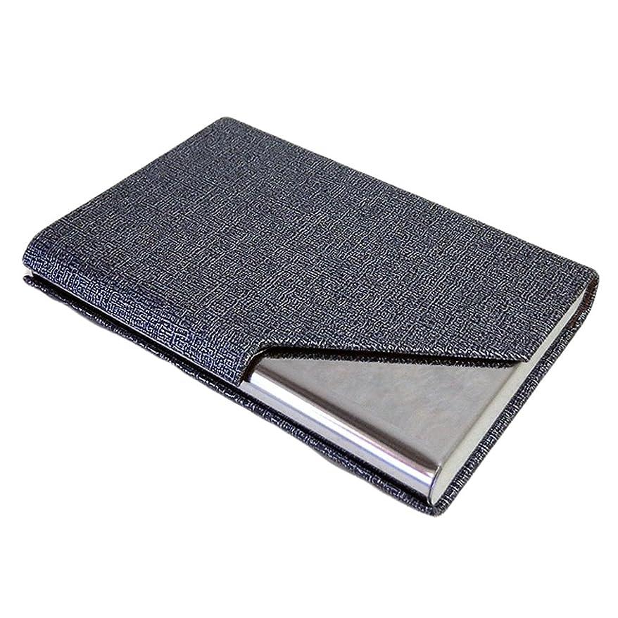 ほのか役職居住者(JOIN?K)コンパクト ビジネス アルミケース 名刺入れ カードケース マグネット 金属
