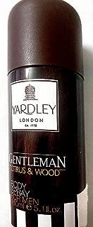 Best yardley gentleman citrus and wood deodorant Reviews