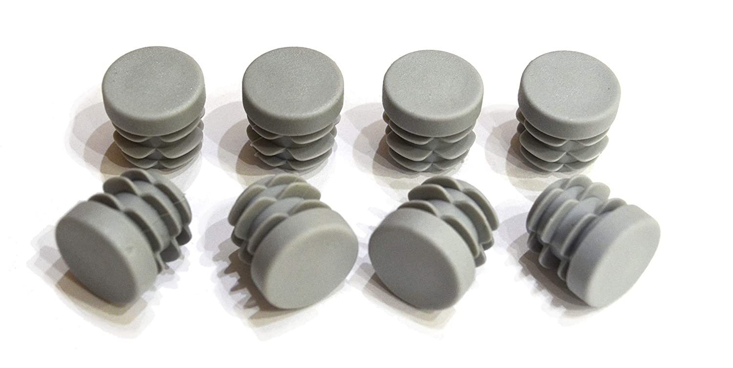 20mm Ranking TOP15 Round Plastic End Cap for Hole Size 5 3 to inches 8 Max 59% OFF from 4