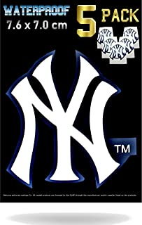 new york yankees car decal