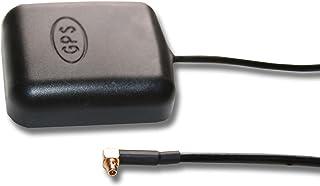 Antena Externa GPS Activa 5 m con conexión MMCX Compatible con NAVIGON Transonic PNA6000, PNA6000T, PNA7000, PNA7000T