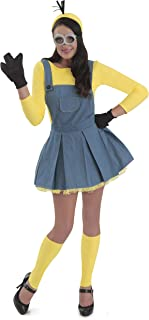 Princess Paradise Women's Minions Deluxe Costume Jumper