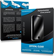 Swido - Protector de Pantalla para Fujifilm Finepix S4800