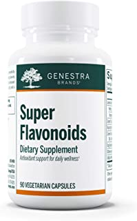 Genestra Brands - Super Flavonoids - Bioflavonoids and Green Tea Extract as Antioxidants for Good Health - 90 Capsules