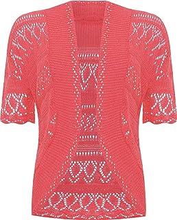 1d0af4da628d83 Amazon.co.uk: Orange - Cardigans / Jumpers, Cardigans & Sweatshirts ...