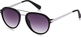 GUESS Unisex's GU6924 02B 54 Sunglasses, Nero OpacoFumo Grad