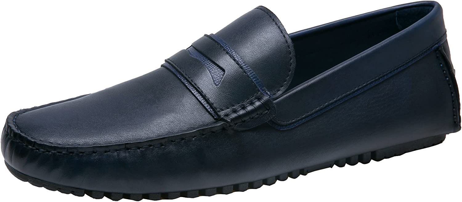 SHENBO AROW VIP Men's Genuine Leather Loafers