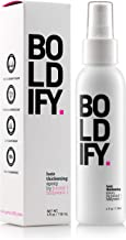 BOLDIFY Hair Thickening Spray – Get Thicker Hair in 60 Seconds – Stylist..
